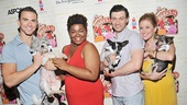 Broadway Barks 14 - Richard Fleeshman - DaVine Joy Randolph - Bryce Pinkham - Cassie Levy