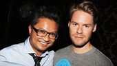 Silence! Opening - Alec Mapa- Randy Harrison