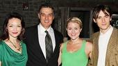 Robert Cuccioli Celebrates Spider-Man Debut – Katrina Lenk – Robert Cuccioli – Rebecca Faulkenberry – Reeve Carney