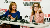 The Anarchist Meet and Greet- Patti LuPone  Debra Winger 