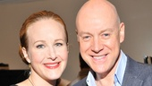 Two-time Tony winner Katie Finneran and Australian star Anthony Warlow play the wicked Miss Hannigan and the lovable Daddy Warbucks.