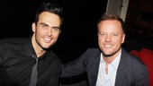 Cheyenne Jackson chats with Avenue Q and Shrek director Jason Moore about Moore's upcoming musical film Pitch Perfect.