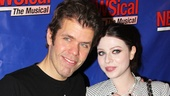 Gossip Girl 's Michelle Trachtenberg turns out to get all the dirt from the Gossip Boy, Perez Hilton.