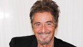 Al Pacino, who starred as badass Ricky Roma in the 1992 Glengarry film, now takes on the sad and desperate salesman Shelly Levene.