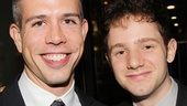 If There Is I Havent Found It Yet  Opening Night  Stephen Karam  Chris Perfetti