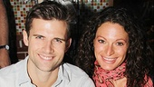 Wicked stars Kyle Dean Massey and Jackie Burns are excited to meet the fans of their blockbuster musical.