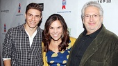 Dogfight stars Derek Klena and Lindsay Mendez chat up Kinky Boots and Newsies scribe Harvey Fierstein. Harvey, write a musical for these two! 