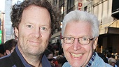 Tony winner Shuler Hensley and Tony nominee Tony Sheldon comb the market for theater-centric finds.