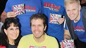 Broadway Flea Market  Christine Pedi- Michael West- Perez Hilton- Ryan Knowles-Tommy Walker