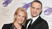American Theatre Wing Gala  Daryl Roth  Jordan Roth
