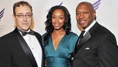 American Theatre Wing Gala  Patrick R. Brown- Chantel Riley-Alton Fitzgerald White