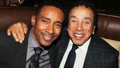 Motown Preview  Charles Randolph-Wright  Smokey Robinson