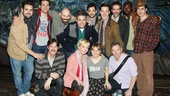 Catch this company on Broadway while you still can!  Peter and the Starcatcher closes on January 20, 2013. Cathy Rigby is on tour with Peter Pan.