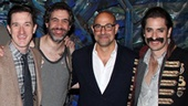 Stanley Tucci at Peter and the Starcatcher - group