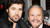 Chicago producer Barry Weissler welcomes his newest star, Billy Ray Cyrus, to Broadway.