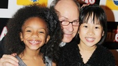 Annie- Tyrah Skye Odoms- James Lapine- Junah Jang