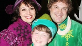Elf  Curtain Call  Nov 9  Beth Leavel  Mitchell Sink  Jordan Gelber 