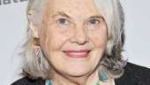 Two-time Tony nominee Lois Smith most recently starred in Sam Shepard's Heartless at Signature.