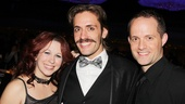 Mystery of Edwin Drood Opening Night  Kirsten Wyatt  Eric Sciotto  David Eggers