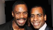 The Performers  opening night  Colman Domingo  Daniel Breaker