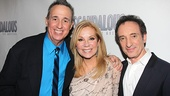 Check out the creative team of Scandalous: composers David Friedman and David Pomeranz and scribe Kathie Lee Gifford.