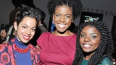 The Piano Lesson – Opening Night – Sade Namei – Ashley Bryant – Joaquina Kulakango