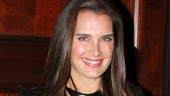 Dead Accounts Opening Night  Brooke Shields