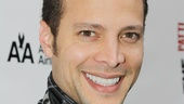 American Idol alum Justin Guarini played Patti LuPone's son in the musical Women on the Verge of a Nervous Breakdown.