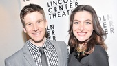 Golden Boy – opening night – Brad Fleischer – Lauren