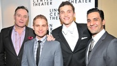 Golden Boy  opening night  Sean Cullen  Vayu ODonnell  Karl Glusman  Dion Mucciacito
