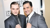 Golden Boy – opening night – Seth Numrich – Dion Mucciacito