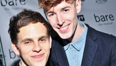 Bare  Opening Night  Taylor Trensch  Blake Daniel