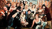 "The company of The Mystery of Edwin Drood is all about the bustle! Have you seen ""Bustle Fluffah"" yet? Check it out right here on Broadway.com!"