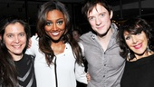 In Pippin, director Diane Paulus has Patina Miller, Matthew James Thomas and Andrea Martin doing some impressive physical (and vocal, of course) stunts onstage!