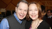 Broadway vets Peter Bartlett and Harriet Harris are excited to dig into the wicked characters of royal ruler Sebastian and Cinderellas stepmother, Madame.