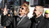 Barry Manilow Unveils &#39;Manilow Way&#39; - Barry Manilow - Jordan Roth