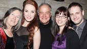 Phantom  25th Anniversary  Sierra Boggess  family