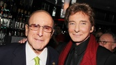 Manilow on Broadway – opening night – Clive Davis – Barry Manilow
