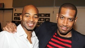 'Motown' Meet and Greet — Brandon Victor Dixon — Bryan Terrell Clark