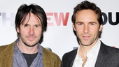 Clive Opening Night  Josh Hamilton  Alessandro Nivola