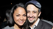In The Heights Reunion Concert  Karen Olivo  Lin-Manuel Miranda