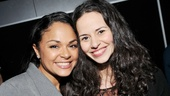In The Heights Reunion Concert  Karen Olivo  Mandy Gonzalez 