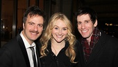Manoel Felciano catches up with Last Five Years star Betsy Wolfe and Drood's Andrew Samonsky.