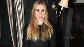 Girls star Zosia Mamet makes her stage debut in this topical drama.