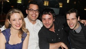 The Madrid  Opening Night  Heidi Schreck  Adam Bock  Trip Cullman  John Behlman