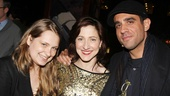 It's a Nurse Jackie reunion for the talented trio of Merritt Wever, Edie Falco and Bobby Cannavale.