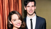 'Breakfast at Tiffany's' Meet and Greet — Emilia Clarke — Cory Michael Smith