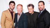 Tie The Knot – Press Event – Justin Mikita – Jesse Tyler Ferguson – Issac Mizrahi – Arnold Germer