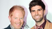 Tie The Knot  Press Event  Jesse Tyler Ferguson - Justin Mikita 