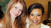 Vanya and Sonia Broadway Meet and Greet – Genevieve Angelson – Shalita Grant